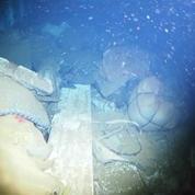 La visite sous-marine d'un navire ayant coulé il y a 25 ans
