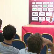 Football : l'entraîneur de Niort s'emporte contre un journaliste