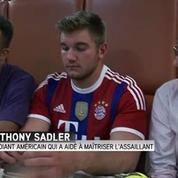 Attaque déjouée du Thalys : Spencer Stone en première ligne