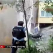 Turquie : l'attaque contre le Consulat américain filmée par un amateur
