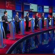 Premier débat des républicains : Donald Trump a assuré le show