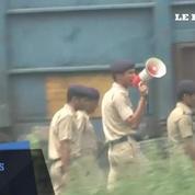 Inde : une violente manifestation de la caste des Patel fait 9 morts