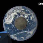 Quand la lune vole la vedette à la Terre