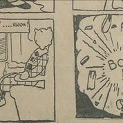 L'univers d'Hergé délocalisé à Paris