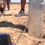 La Hongrie construit une clôture contre l'afflux de migrants