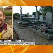 Dégradation de tombes dans un cimetière de Meurthe-et-Moselle