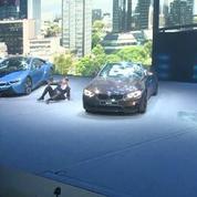 Le PDG de BMW fait un malaise au salon de Francfort