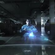 En Russie, des hologrammes pour protéger les places de parking pour handicapés