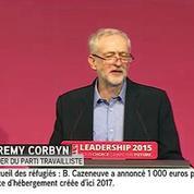 Jeremy Corbyn élu à la tête du Parti travailliste au Royaume-Uni