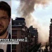 Chine : six morts dans des explosions dues à des colis piégés