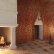 Visite à 360° de la salle du conseil du chateau de Chambord