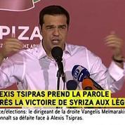 Alexis Tsipras : «La lutte sera dure, il y aura beaucoup de travail»