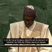 Nigéria: sauver les lycéennes de Chibok, une priorité (Buhari)