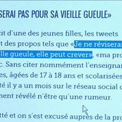 Violence anonyme sur Twitter