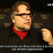 Crimson Peak, la romance gothique de Guillermo Del Toro en avant-première à Paris