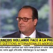 La France va accueillir 24.000 réfugiés, promet Hollande