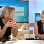 Anne-Claire Coudray s'excuse après des propos jugés «mysogines»