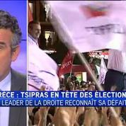 Elections en Grèce : «Une victoire tactique de Tsipras»