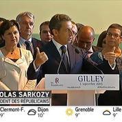 Nicolas Sarkozy sur les migrants : « Et si ça avait été mon fils ? »