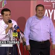 Grèce : Alexis Tsipras remporte son pari électoral