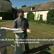 Une éolienne à fabriquer soi-même pour 30 euros
