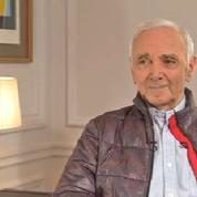 Charles Aznavour et les réfugiés :