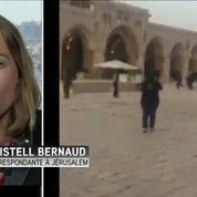 Affrontements dans la mosquée Al-Aqsa de Jérusalem