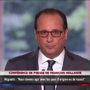 Hollande annonce des «vols d'observation au dessus de la Syrie» dès mardi