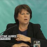 Martine Aubry en a «ras-le-bol» d'Emmanuel Macron