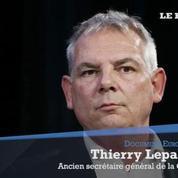 Thierry Lepaon : «J'ai vécu des heures sombres»