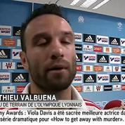 Incidents lors du match OM-OL : pour Valbuena, «Il y avait de la haine»