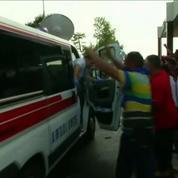 Réfugiés : violents heurts à la frontière serbo-hongroise