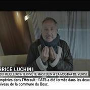 Mostra de Venise : Luchini nommé meilleur interprète dans