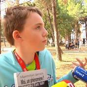 Un prodige de 12 ans est en deuxième année de licence de maths