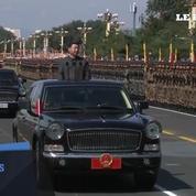La Chine commémore les 70 ans de la défaite japonaise