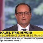 Hollande maintient le doute sur sa candidature à la présidentielle