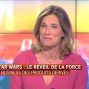 Le business des produits dérivés de la saga Star Wars