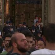 Des milliers de réfugiés bloqués en gare de Budapest