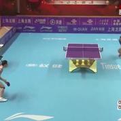 Ping-Pong : un échange de 41 coups en 35 secondes