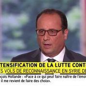 Hollande envisage de se rendre dans un camp de réfugiés au Liban