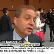 Roger Karoutchi réagit au départ de Franck Allisio pour le FN