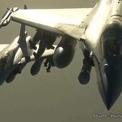 Les images des Rafale qui ont frappé en Syrie
