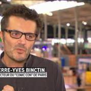 Comic con: les super-héros tiennent salon à Paris