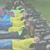 La photo d'enfants posant avec une arme d'assaut fait polémique en Moselle
