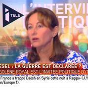 Ségolène Royal annonce l'extension du bonus pour le remplacement d'un véhicule diesel