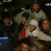 Migrants : ils traversent une rivière pour atteindre la Slovénie