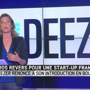 Deezer renonce à son introduction en Bourse