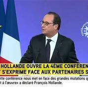 Hollande à la CGT : «Il est commode de ne jamais s'engager»