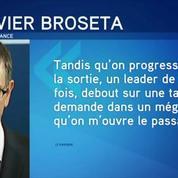 Le DRH d'Air France raconte sa version de l'incident
