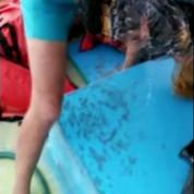 Un bébé syrien sauvé par des pêcheurs turcs dans la mer Egée